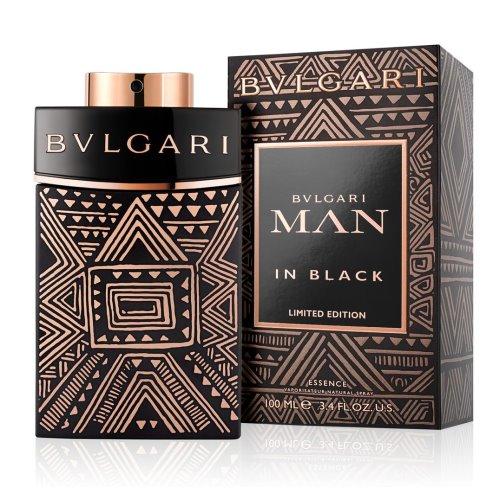 Bvlgari Man In Black Essence Limited Edition 100ml EDP for Men