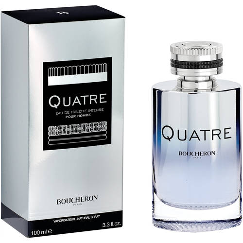 BOUCHERON QUATRE Pour Homme Intense 100ml EDT for Men