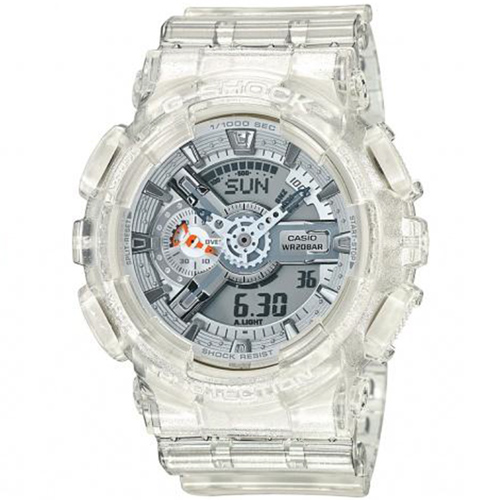 247954be57ac Casio G-Shock AQUA PLANET Coral White - GA-110CR-7AER Kuwait Online ...