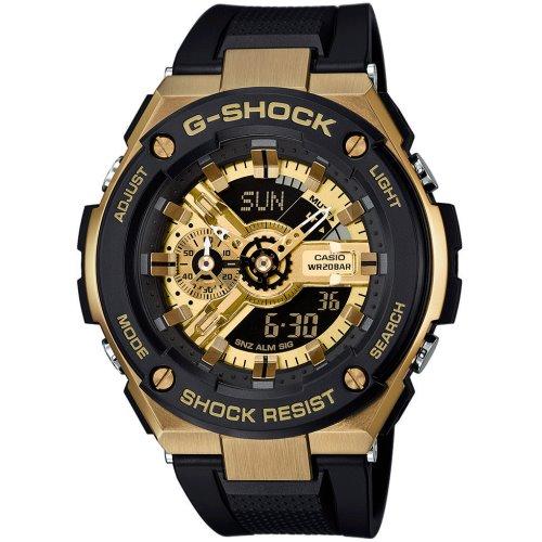 Casio G-Shock G-Steel Golden Grear Design GST-400G-1A9