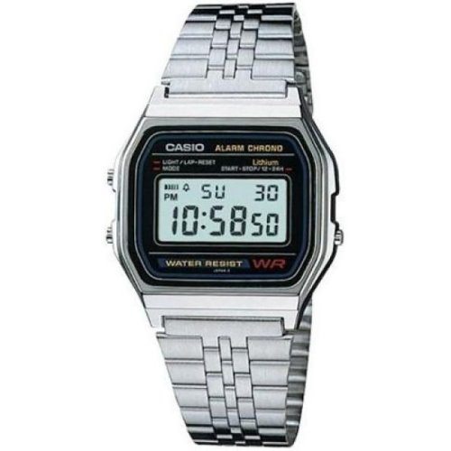 Casio Standard Watch SS A159W-N1DF