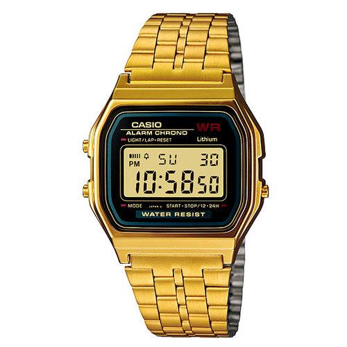 Casio Standard Watch SS Gold A159WGEA-1DF