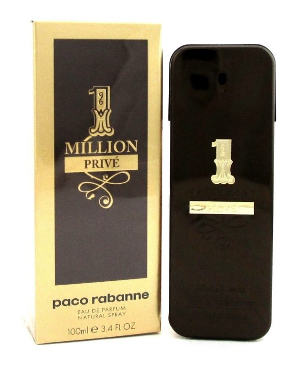 One Million Prive by Paco Rabanne 100ml EDP for men