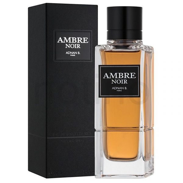 Adnan B. Ambre Noir EDT 100ml for Men