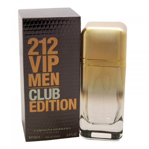 Carolina Herrera 212 VIP Men Club Edition EDT 100ml 8411061804049