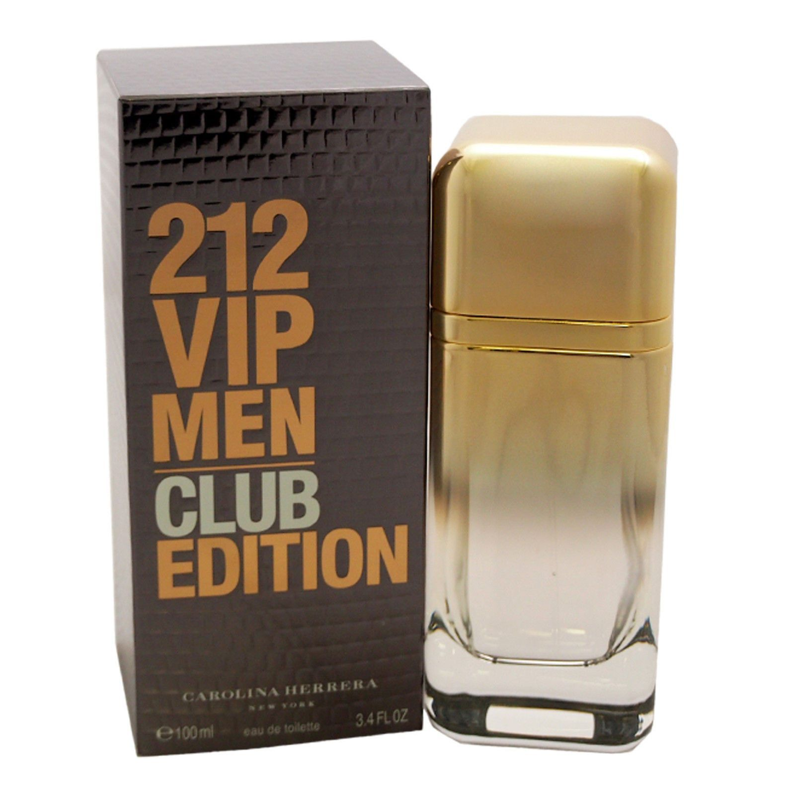 Carolina Herrera 212 Vip Men Club Edition Edt 100ml 8411061804049