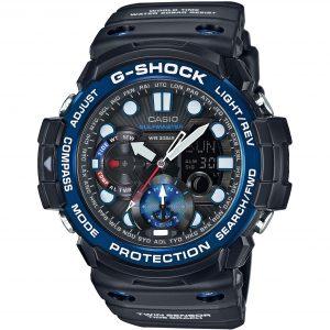b2ca33ef4 Casio G-Shock GULFMASTER Twin Sensor Model for Men GN-1000B-1AER