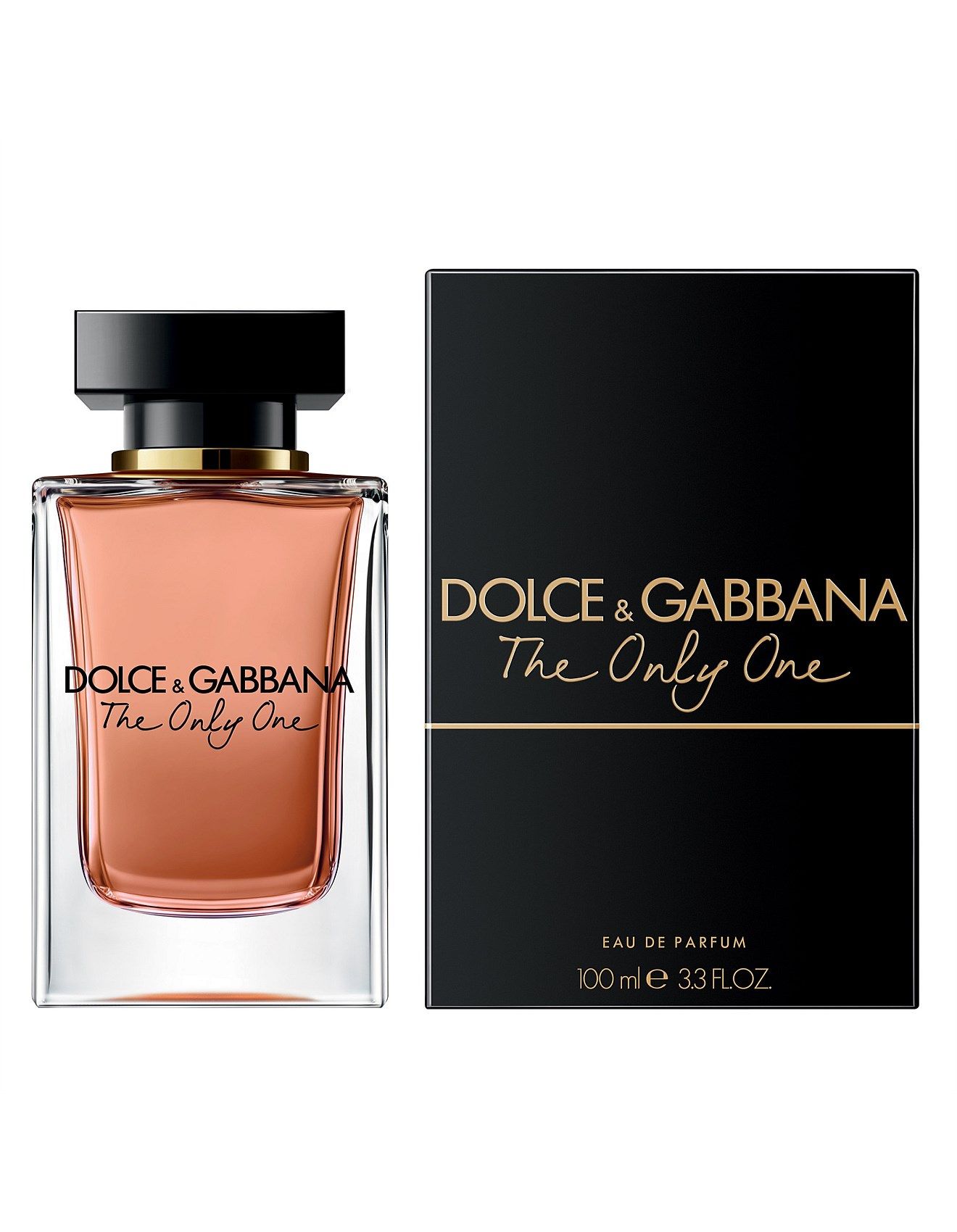 2b467cb64 Dolce & Gabbana The Only One EDP 100ml for Women 3423478452657 ...