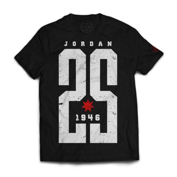 Jordan 1946 – Male (Black)