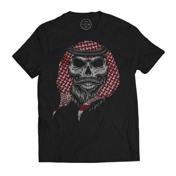 Skull – Male (Black)