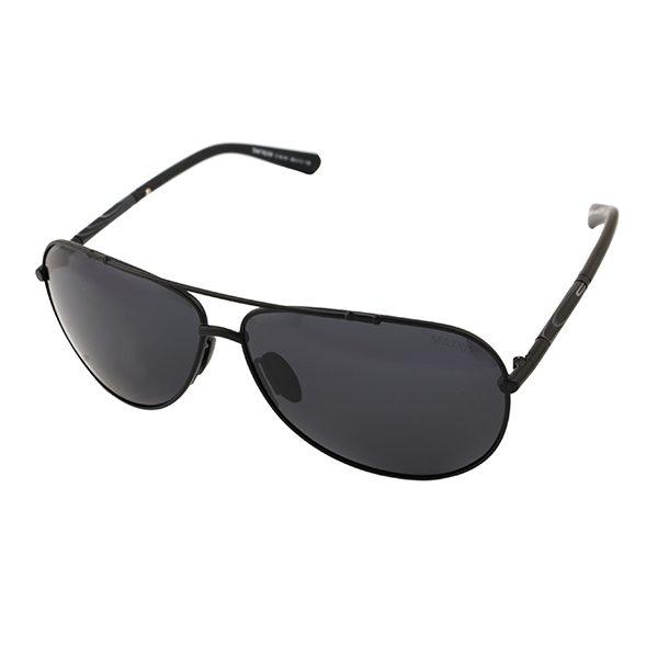 Matrix Men's Sunglasses Black Frames Grey Lens DMT8208 C18-91 65 12 135 HA384 (1)