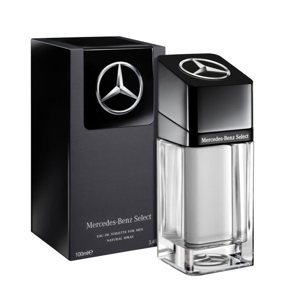 Mercedes Benz Select EDT 100ml For Men 3595471081018