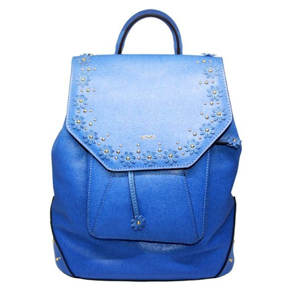 Bonia Blue Backpack 4305932024015