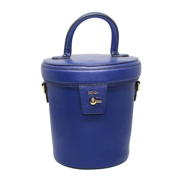 Bonia Blue Bucket Bag 4306258018016