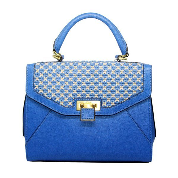 Bonia Blue Satchel Bag 4304412013013