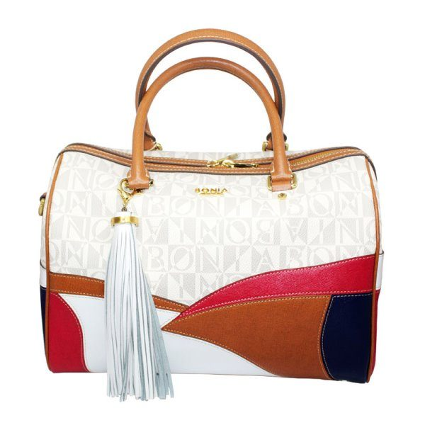 Bonia Multicolor Bowling Bag 4305819065018