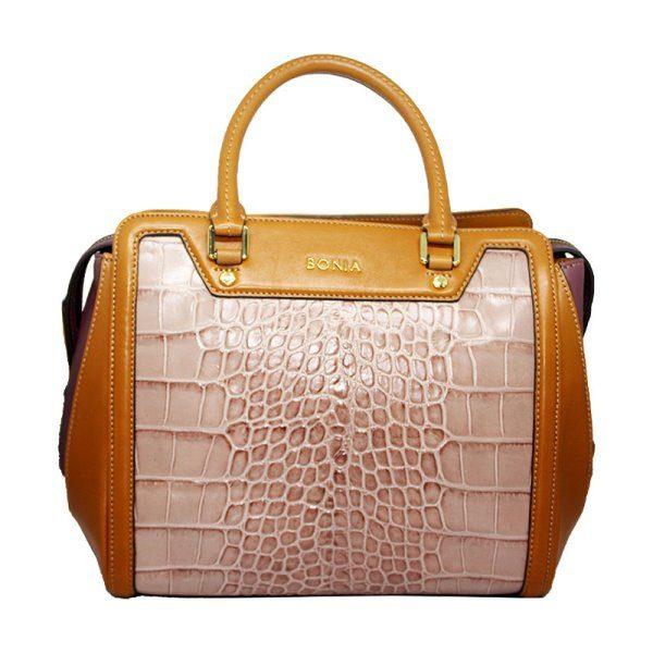 Bonia Tas Wanita Special Edition Satchel Bag 4306410037015