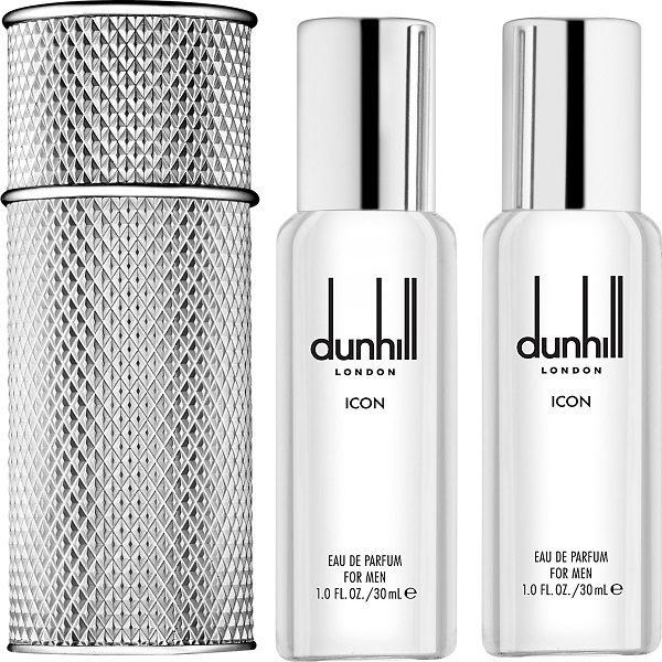 Dunhill London Icon Refillable Luxury EDP Set 2x30ml for Men