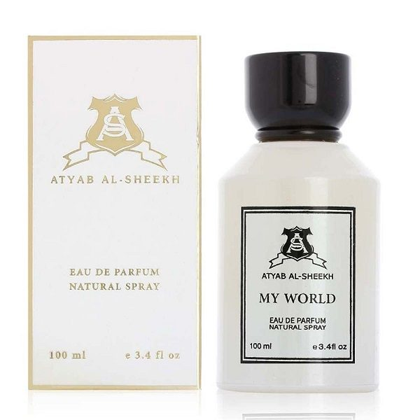 Atyab Al - Sheekh - My World EDP - 100 ml