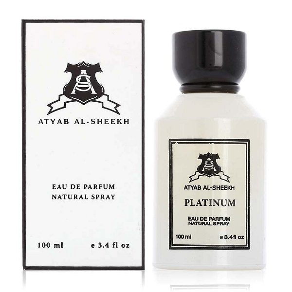Atyab Al - Sheekh - Platinum EDP - 100 ml