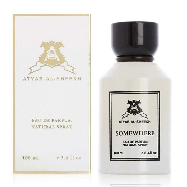 Atyab Al - Sheekh - Somewhere EDP - 100 ml