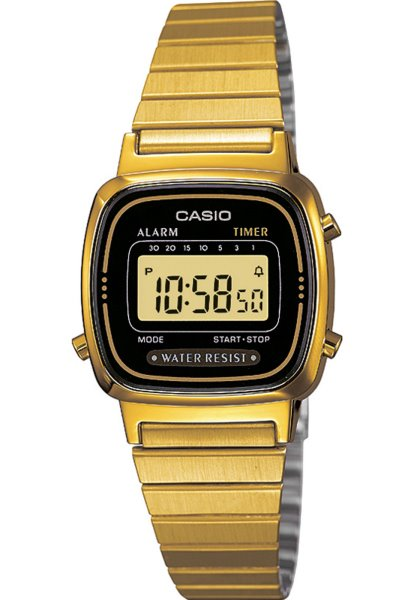 Casio Golden Watch LA670WGA-1DF