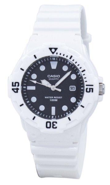 Casio White Watch LRW-200H-1EVDF