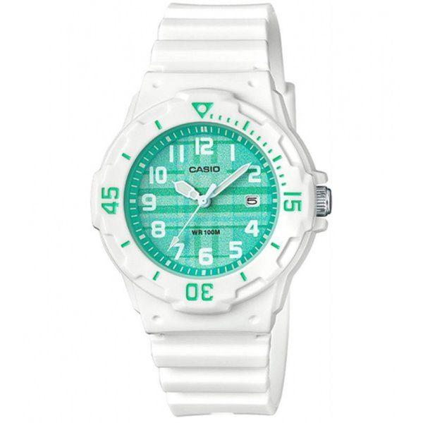 Casio White Watch LRW-200H-3CVDF