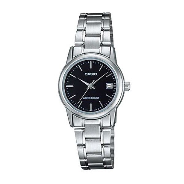Casio Stainless Steel Watch LTP-V002D-1BUDF