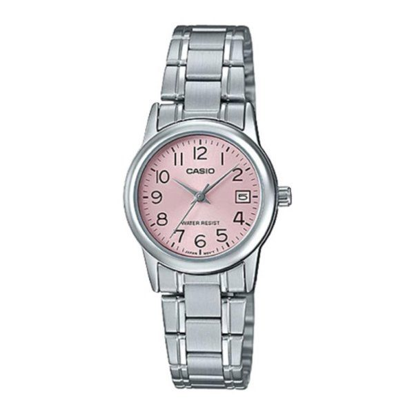 Casio Stainless Steel Watch LTP-V002D-4BUDF