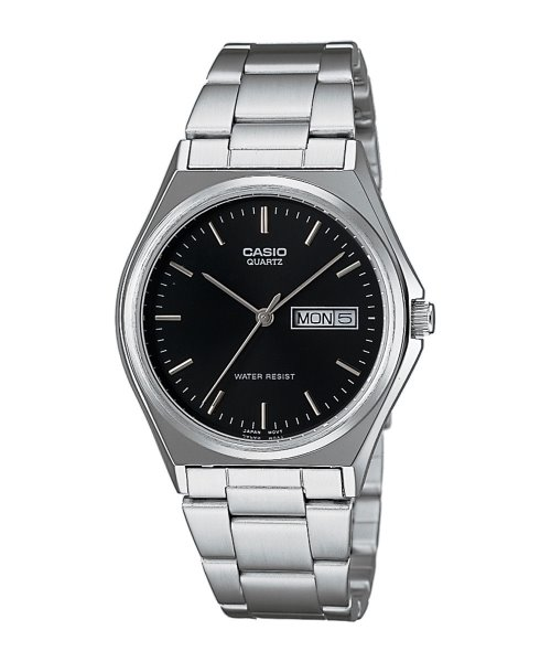 Casio Stainless Steel Watch MTP-1240D-1ADF