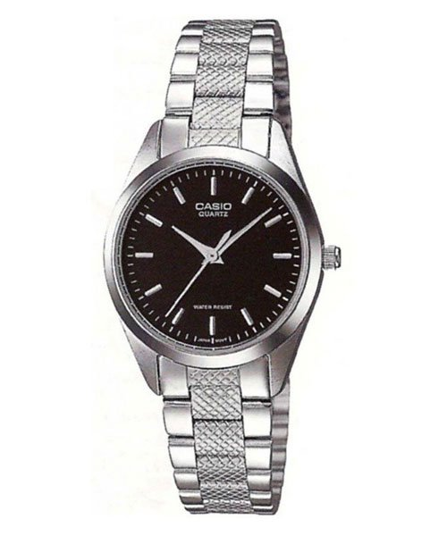 Casio Stainless Steel Watch MTP-1274D-1ADF