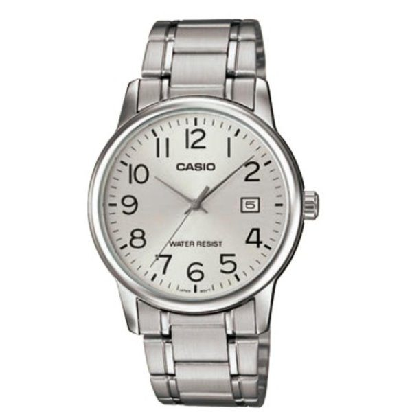 Casio Stainless Steel Watch MTP-V002D-7BUDF