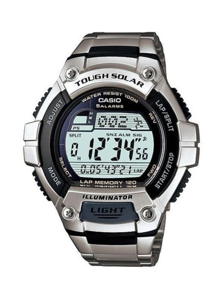 Casio Solar Powered Watch W-S220D-1AVDF