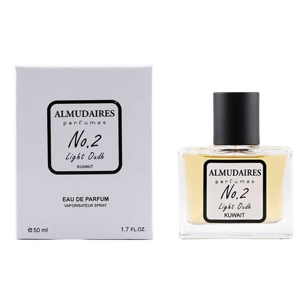 Almudaires Perfume No. 2 Light Oud 50ML