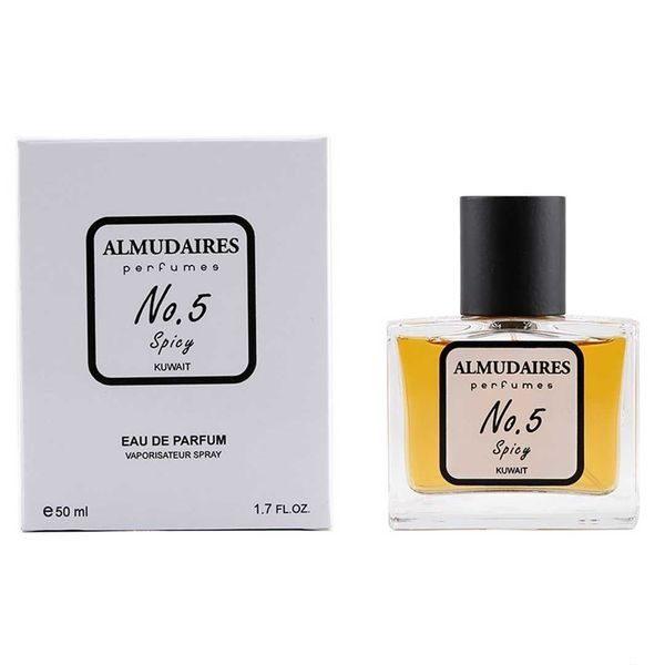 Almudaires Perfume No. 5 Spicy 50ML