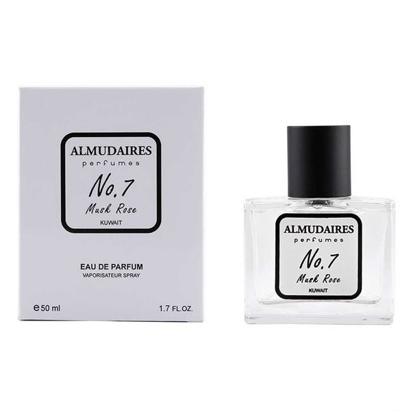 Almudaires Perfume No. 7 Musk Rose 50ML
