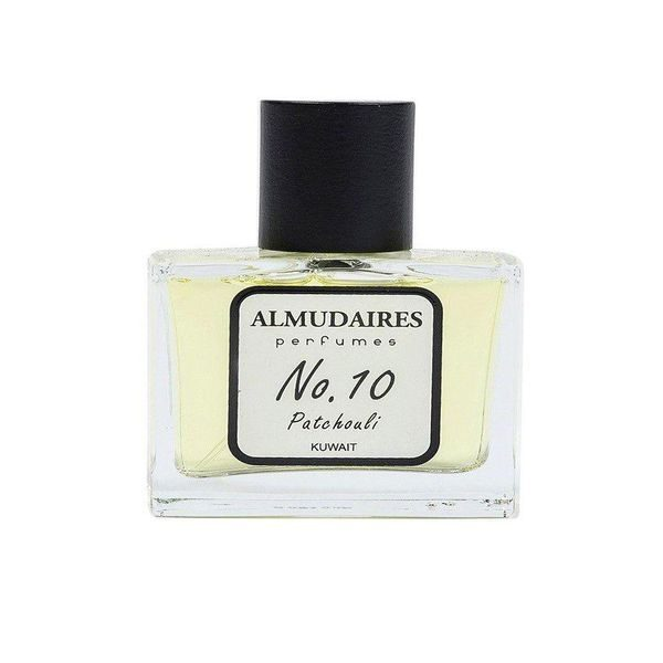 Almudaires Perfume No. 10 Patcholi 50ML