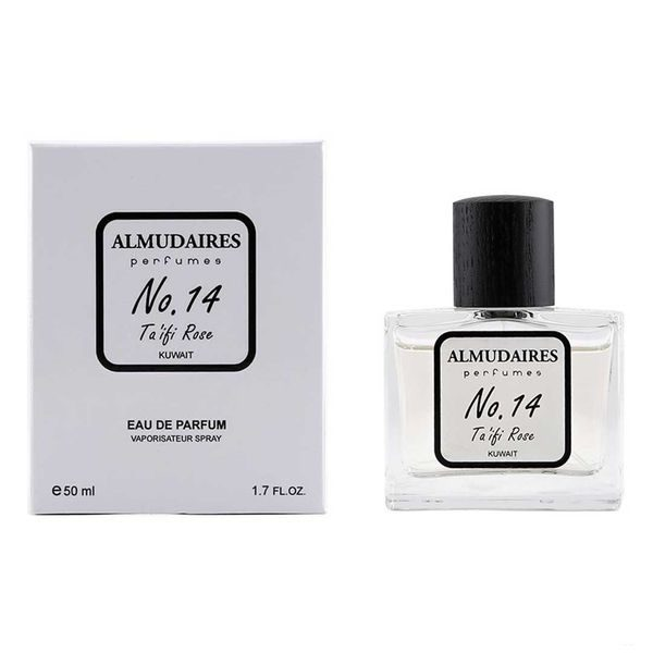 Almudaires Perfume No. 14 Taifi Rose 50ML