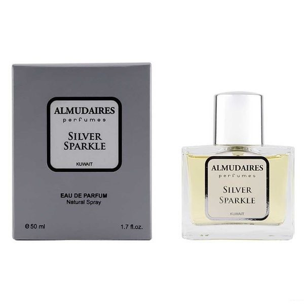 Almudaires Perfume Silver Sparkle 50ML