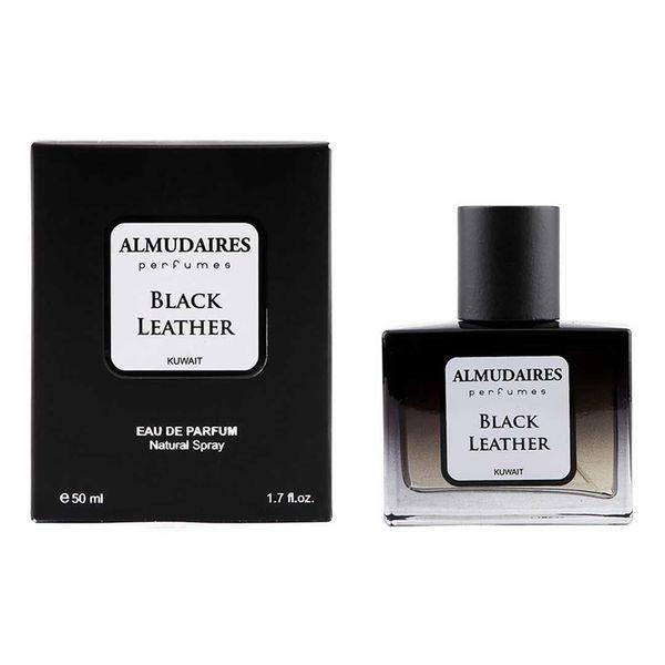 Almudaires Perfume Black Leather 50ML