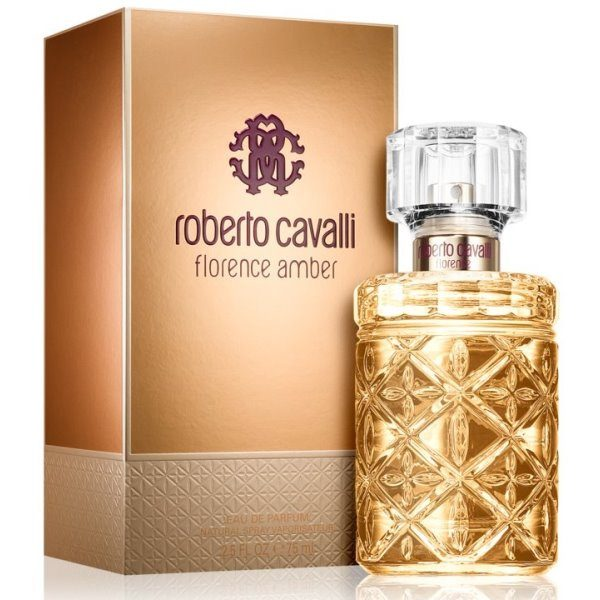 hot sale online 2ebed 47dd6 Roberto Cavalli Florence Amber EDP 75ml for Women 3614225106866