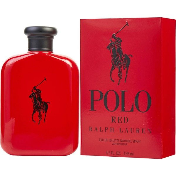 Ralph Lauren Polo Red EDT 125ml