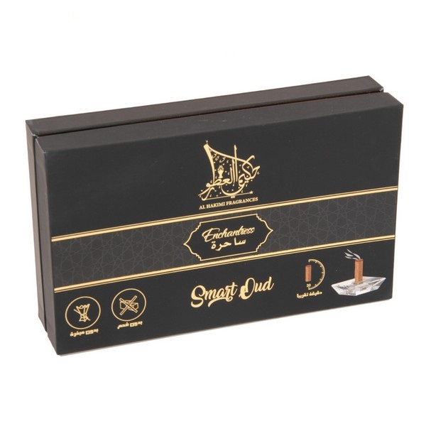 Smart Oud – 10 Sticks with A Crystal Stand (2)
